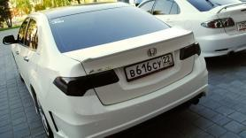 Спойлер  для Honda Accord  8 лип